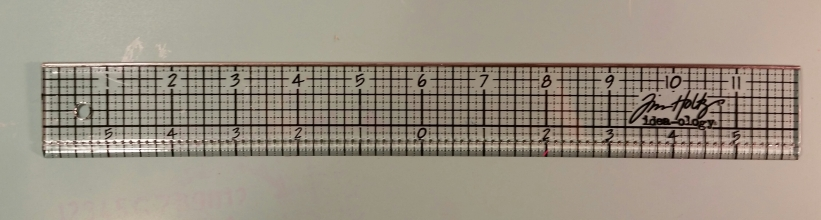 Tim Holtz Idea-ology Ruler